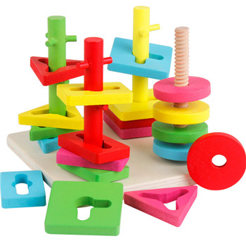 Sorting blocks